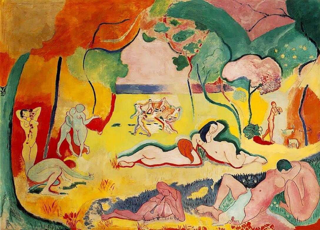 Henri Matisse's Joy of Life (1905/06)