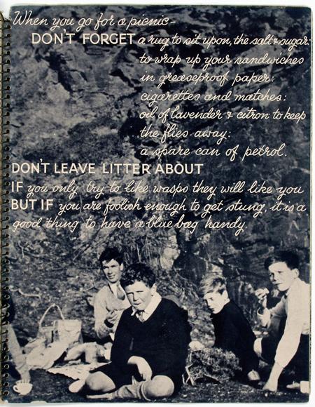 John Betjeman's Picnic Poems