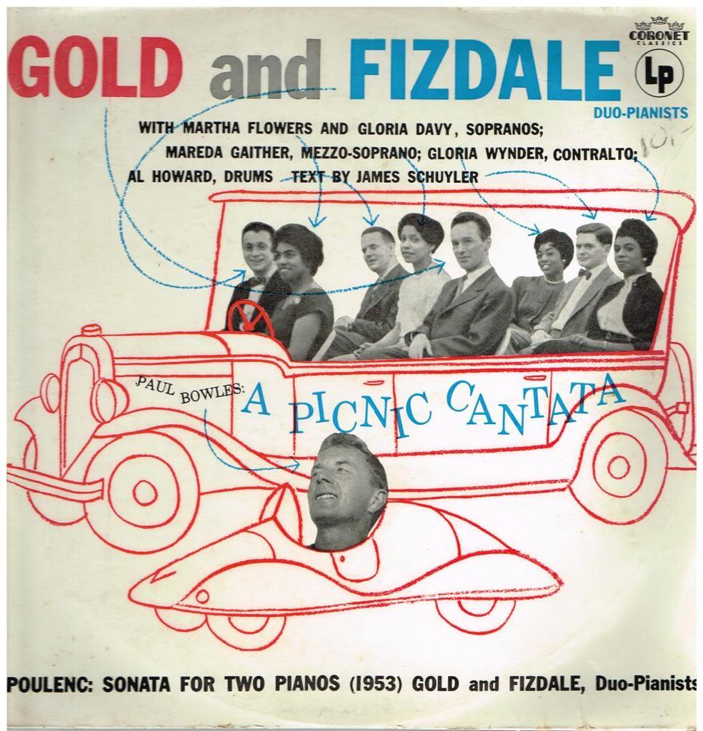 Paul Bowles & James Schuyler's A Picnic Cantata (1953)