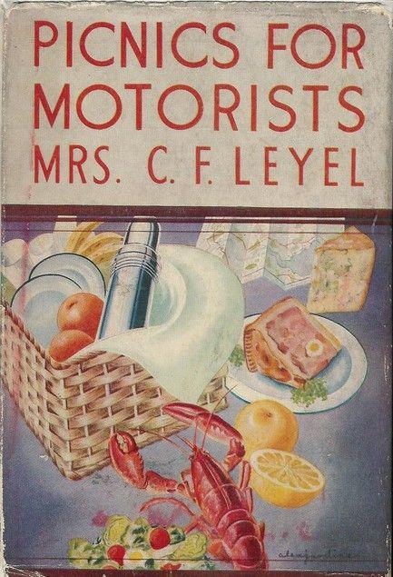 C.F.  Leyel's Picnics for Motorists  (1936)