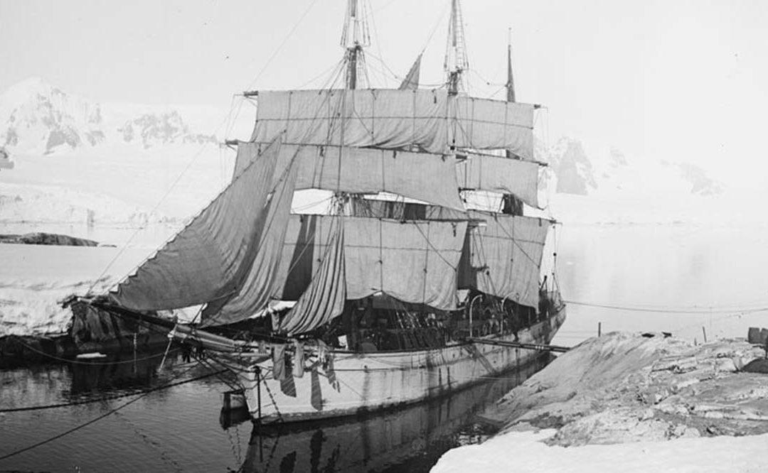 Charcot's Antarctic Picnics