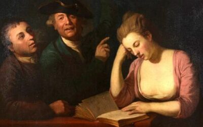Samuel Foote's Nick-Nack (1772)