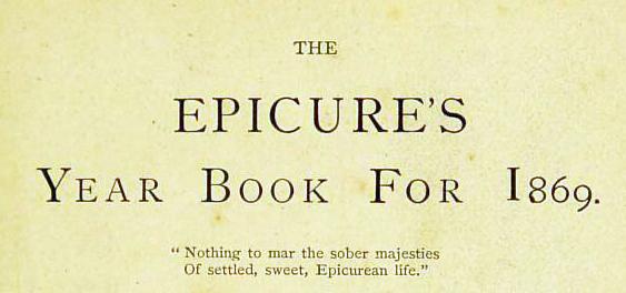 "William B. Jerrold's ""Picnic Reform"" (1869)"