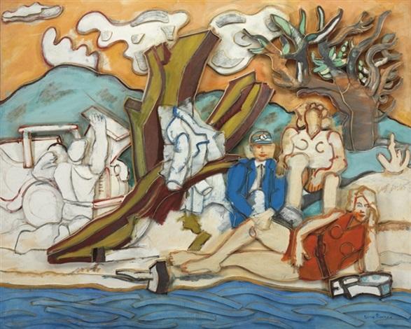 Larry Rivers' Picnics (1985-1990)