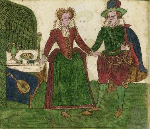 Thomas Trevelyon's  Miscellany (1608)