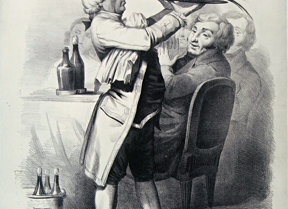 Brillat-Savarin's The Psychology of Taste (1826)