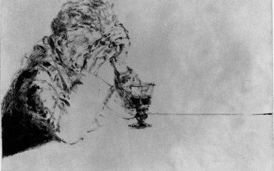 Samuel Beckett's murderous picnic in Malone Dies