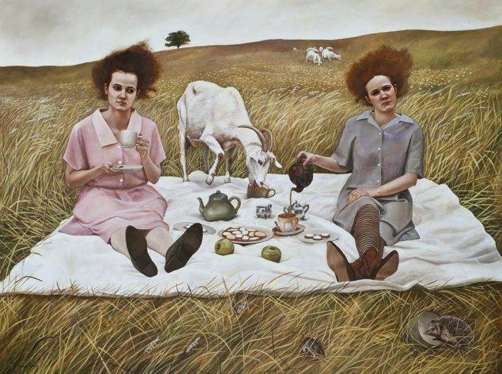 Andrea Kowich's Tea