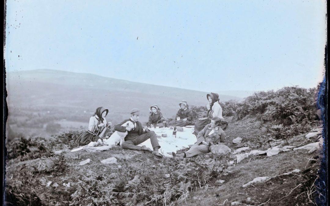 John Dillwyn Llewelyn's 1855 Picnic Photograph