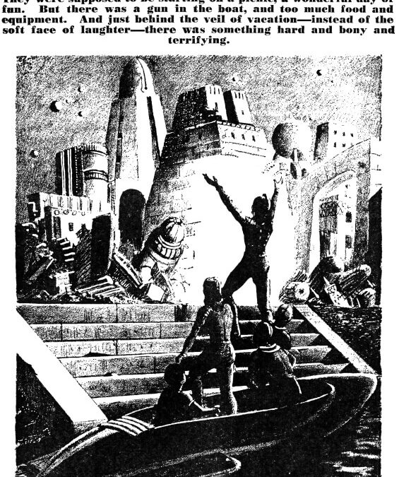 "Ray Bradbury's ""The Million Year Picnic"" (1946)"