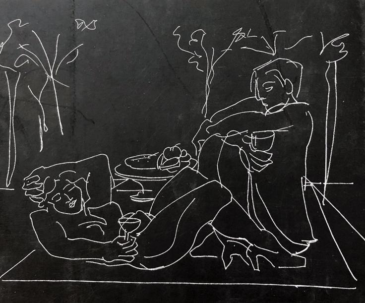"Charles Simic's ""Night Picnic"" (2001)"