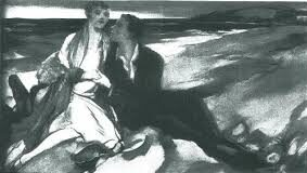 Edith Wharton's Hudson River Bracketed. The Honeymoon Beach Picnic (1929)