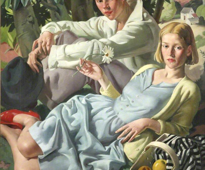 Bernard Fleetwood-Walker's Amity>/em> (1933c.)