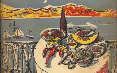 Elizabeth David's A Book of Mediterranean Food (1951)