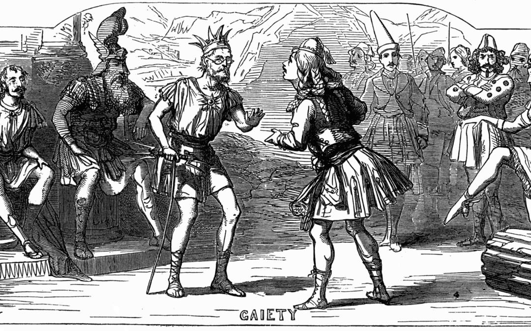 Gilbert & Sullivan's Thespis