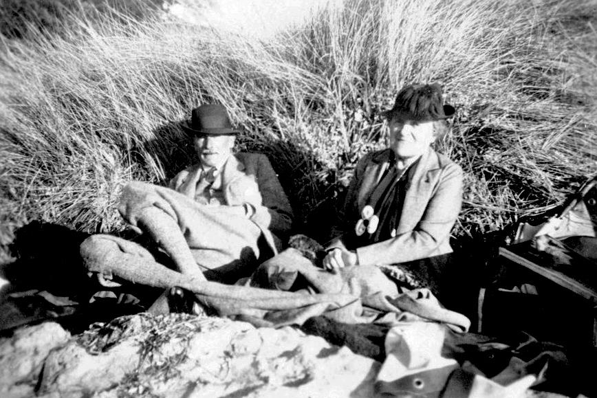 Robert Norton's Memories of Edith Wharton Picnicking