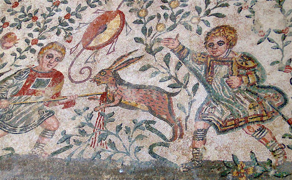 Philostratus's Imagines (250-300 CE)