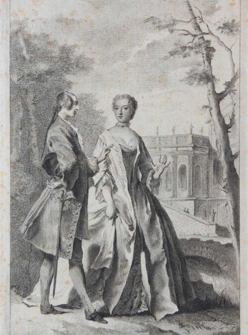 Sebastian Longchamps Mémoires sur Voltaire (1824)